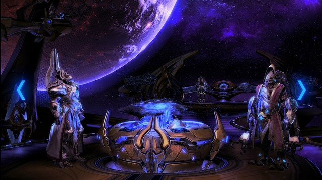 Images de StarCraft II - Legacy of the Void