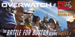 Overwatch à la PAX East 2015