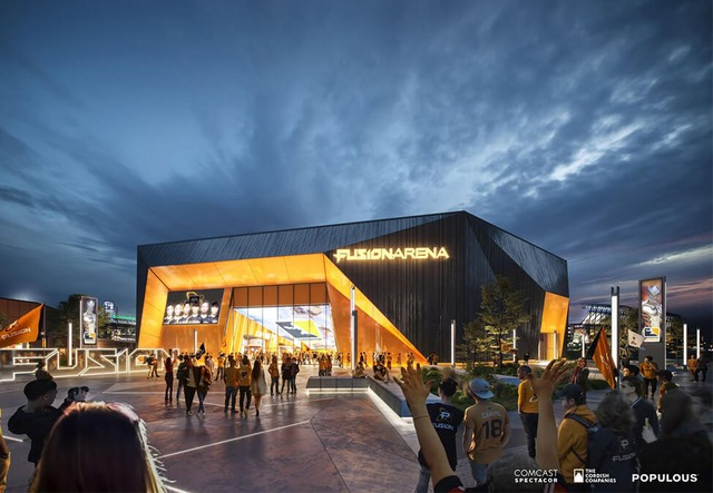 Philadelphia Fusion Arena