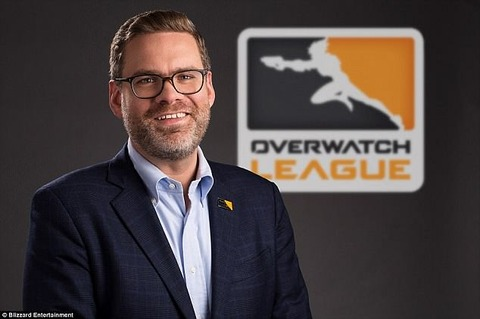 Epic Games - Nate Nanzer (Overwatch League) quitte Activision Blizzard pour rejoindre Epic