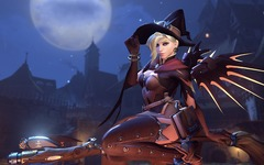Overwatch s'anime pour Halloween