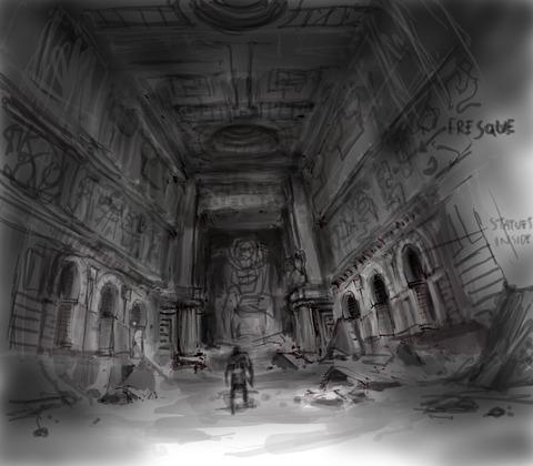 Artwork de la maison de Crom