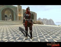 Set d'armures de Turan