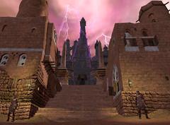 Forteresse de Thoth Amons