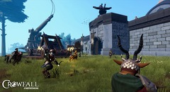 Crowfall en route vers l'alpha