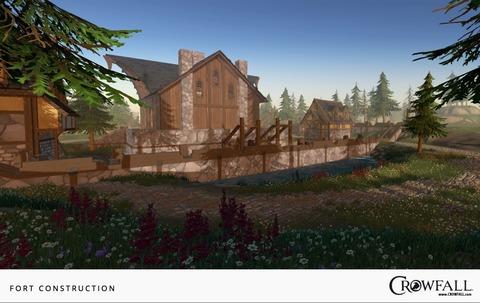 Construction de fort