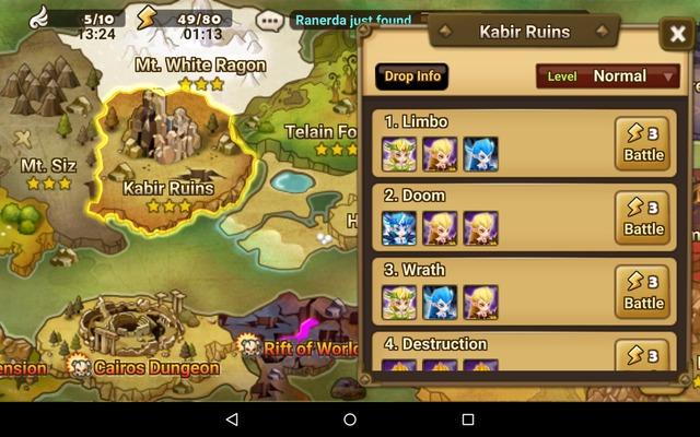 Kabir Ruins
