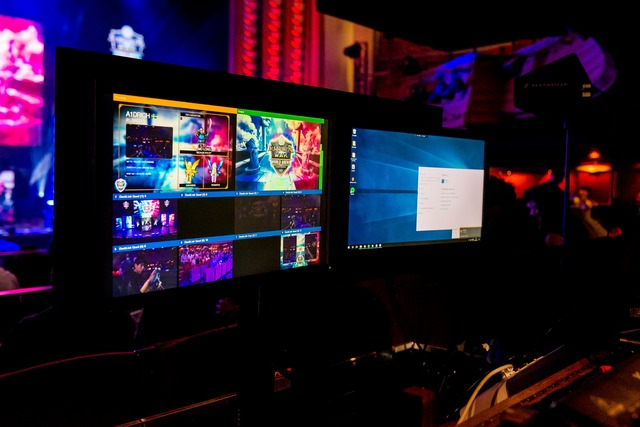 SWC Paris - SWC2017 Behindthescenesateventproduction