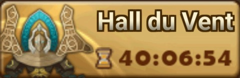 Summoners War - Le Hall du Vent