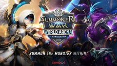 110 000 dollars pour le World Arena Championship 2018 de Summoners War