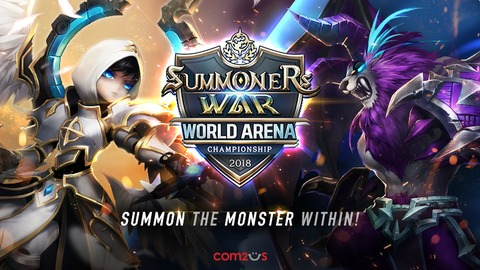 Summoners War - 110 000 dollars pour le World Arena Championship 2018 de Summoners War