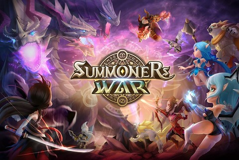 Com2uS - Com2uS annonce une version MMO de Summoners War