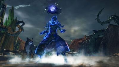 Forme d'Avatar céleste du Druide