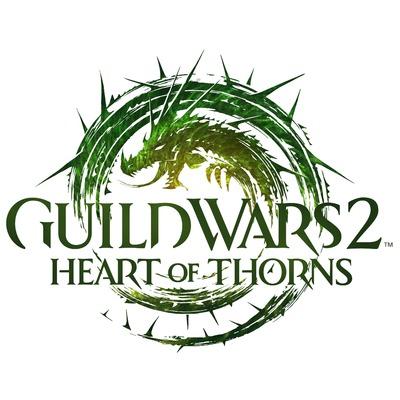 Logo de Guild Wars 2: Heart of Thorns