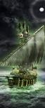 Unité maritime : Vampire Counts Direwolf Ship