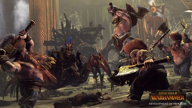 Images de Total War Warhammer