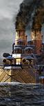 Unité maritime : Dwarfen Dreadnaught
