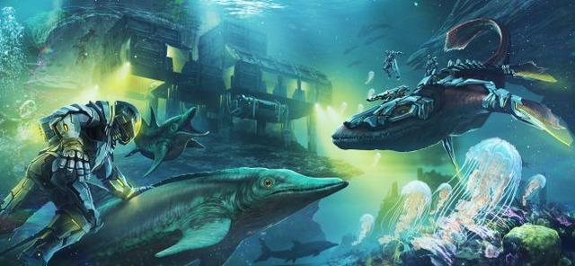 Cité sous-marine