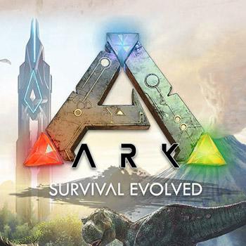 Logo d'ARK Survival Evolved