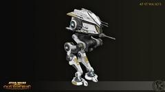 Concept Art de Knights of the Fallen Empire - AT-ST