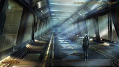 Concept Art de Knights of the Fallen Empire - Salle du trône de Zakuul