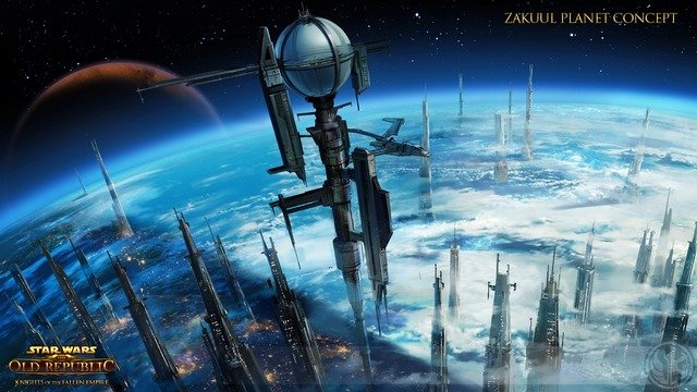 Concept Art de Knights of the Fallen Empire