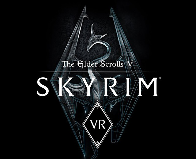 Logo Skyrim VR