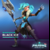 "Skin ""Black Ice"" d'Evie"