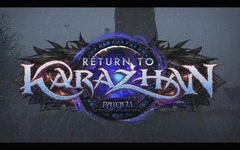 Blizzard esquisse la mise à jour 7.1 « Return to Karazhan » de Legion
