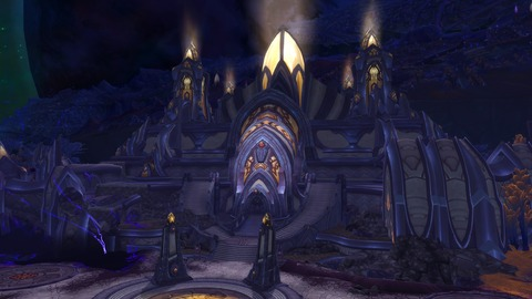 World of Warcraft Legion - Déploiement du patch 7.3 « les ombres d'Argus » de World of Warcraft