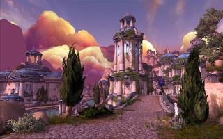 L'alpha de World of Warcraft: Legion inaugure ses « World Quests »