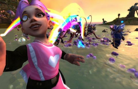 World of Warcraft Legion - Blizzard se mobilise en faveur de la Marche des Gnomes