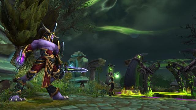 Image de World of Warcraft Legion