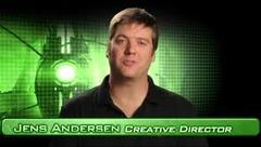 Jens Andersen - DCUO Creative Director