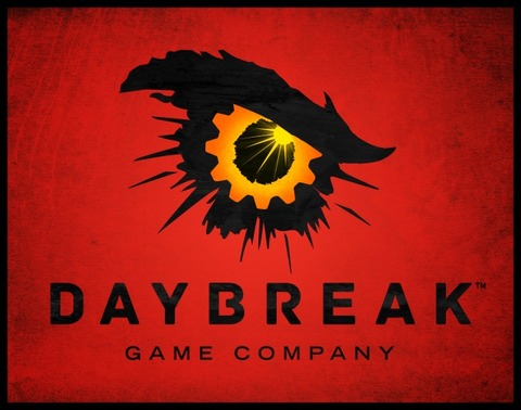 Daybreak Game Company - Daybreak Game dépose Mythwarden.com