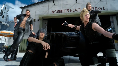 FFXV Gamescom Stills 24