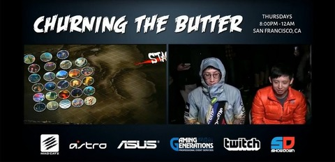 Ultra Street Fighter IV - Churning The Butter : Compte rendu du tournoi pré-Capcom Cup