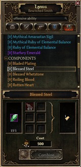 Crafting Search
