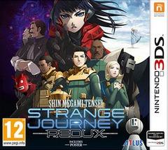 SMT:Strange Journey Redux