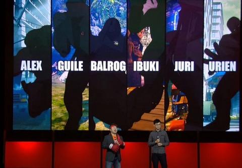 Annonce des 6 premiers personnages DLC lors de la Playstation experience. Décembre 2015
