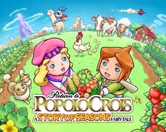 Return to PopoloCrois : le crossover avec Story of Seasons arrive en Europe