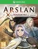Arslan GroupG FinalPackshots ARSLAN XBOX ONE PACKSHOT PEGI