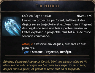 Exclusivité - Wolcen Bloodtrail - Talon Shot FR