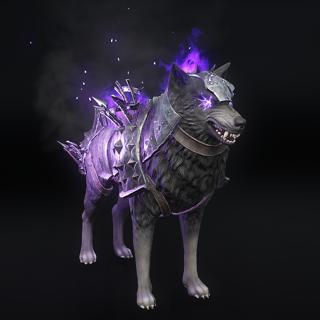Wolcen Bloodtrail - Time-Devourer Wolf