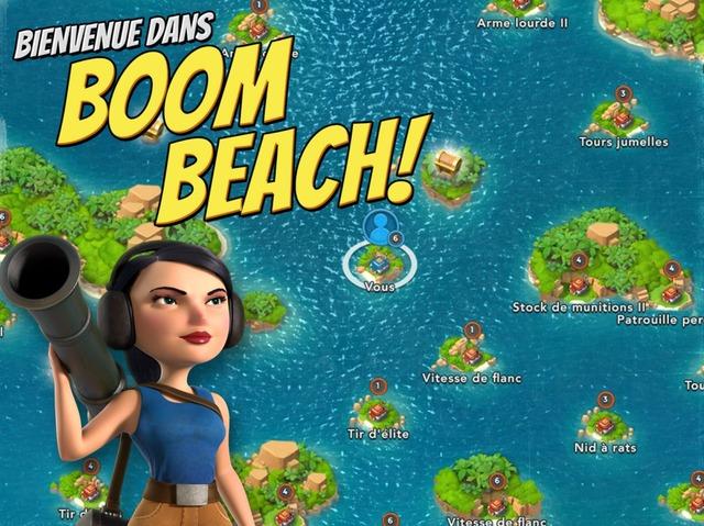 Images de Boom Beach