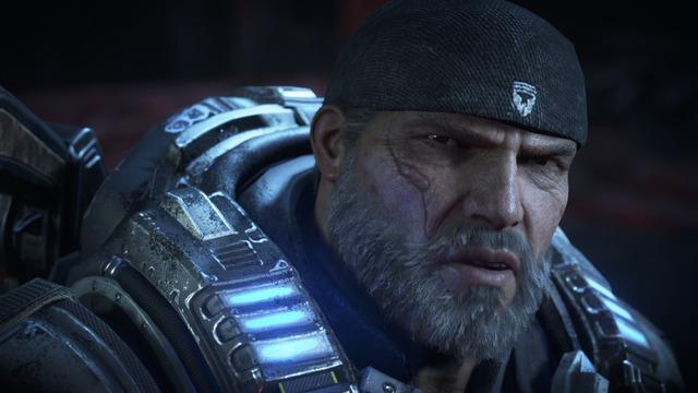 Gears of War 4 - Marcus