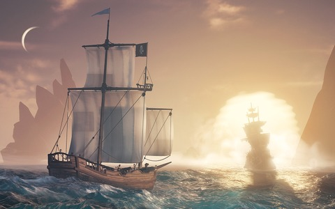 Sea of Thieves - Sea of Thieves s'annonce sur Steam, en cross-play