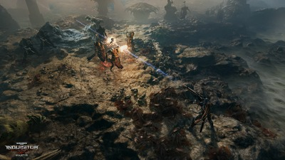 E3 2016 - Hellbrute assasin snipershot