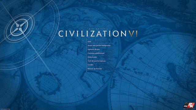 Images de Civilization VI