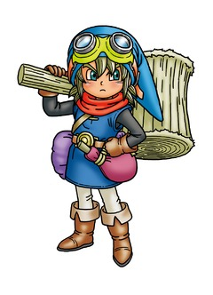 Dragon Quest Builders construit son nid en Occident